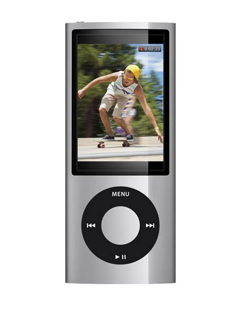 best mp3 player that isn t an ipod apple ipod nano 8 gb silver 5th best mp3 players