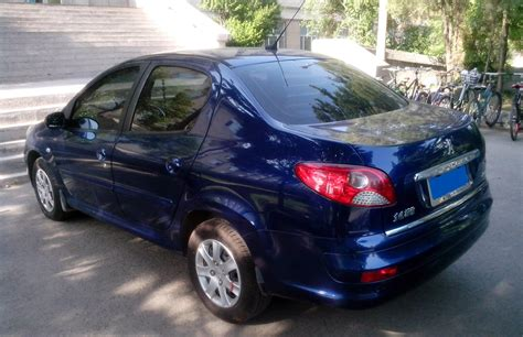 peugeot sedan 207 persona r latest picture