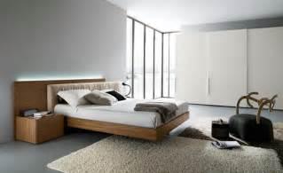 Mid Century Modern King Bed Arredamento Camera Da Letto Moderna Dal Gusto Made In Italy