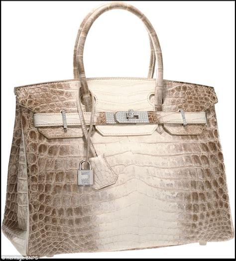 Tas Hermes Birkin Python Ghw Wallet 5082 Tas Wanita Murah Ta herm 232 s birkin bag with diamonds and made from crocodile skin sells for 185k daily mail
