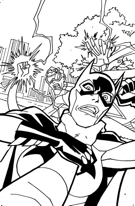 young justice robin coloring pages coloring pages