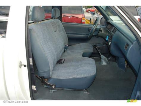T100 Interior by Blue Interior 1996 Toyota T100 Truck Regular Cab Photo 42841566 Gtcarlot