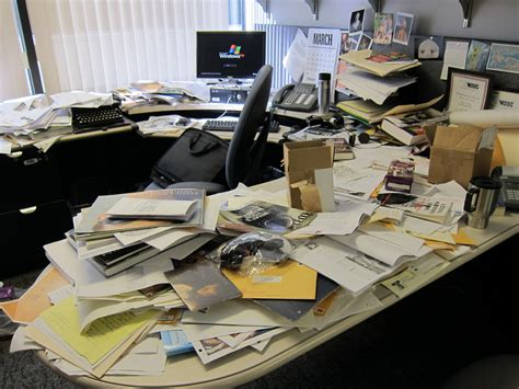 Time For Spring Cleaning by Spring Clean Your Desk