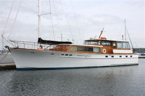 motor boats for sale south west stephens bros 65 classic motoryacht in cornwall south