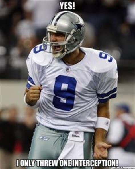 Tony Romo Interception Meme - 1000 images about football memes on pinterest nfl memes