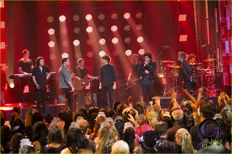new year stage one direction takes the stage on new year s