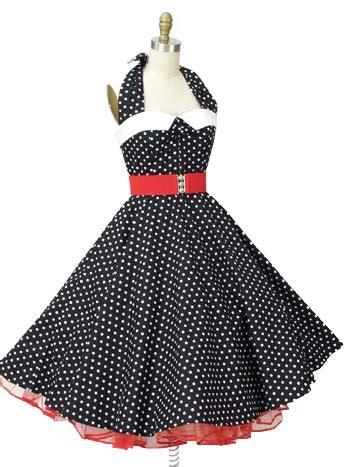 black and white polka dot swing dress 1950s swing dresses 50s style black and white polka dot
