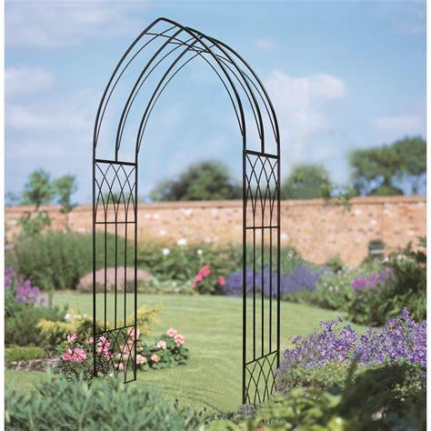 Steel Garden Arch Nz Metal Garden Arch The Garden Factory