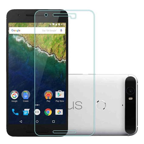 Hp Lg Nexus X5 ultra thin 0 3mm 2 5d tempered glass screen protector for