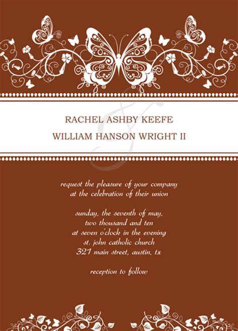 special invitation template wedding invitation printable