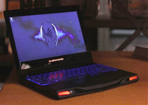 Laptop Alienware M11x alienware 11 m11x mini gaming laptop 4gb ram 320hdd intel nvidia minecraft gamers rog for sale