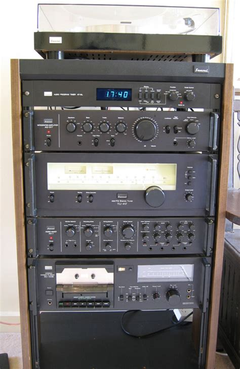 gx5 rack system study audiokarma home audio stereo