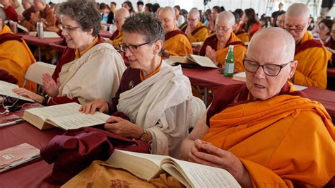 kagyu office the karmapa attends the kagyu monlam in america for