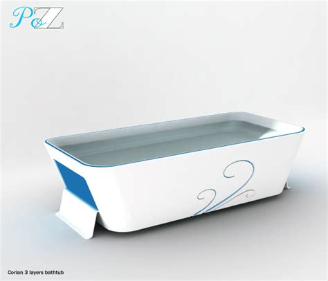 corian bathtub poz graphical corian bathtub designboom com