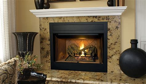Superior Gas Fireplace Inserts by Superior B Vent Gas Fireplace Brt4000