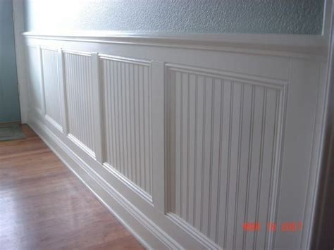 Bead Board Wainscoting by 12 Best Faux Wainscoting Diy Images On Faux