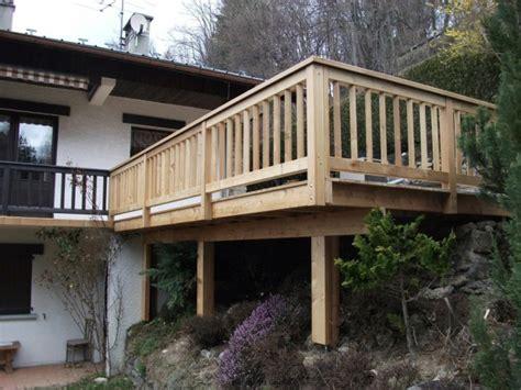 Terrasse Sur Terrain En Pente 5009 by Am 233 Nagement Ext 233 Rieur Bois Conception R 233 Alisation De