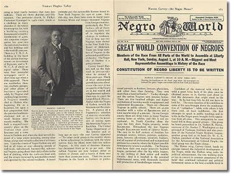Garvey Essay by Buy Black Movement Garvey