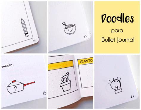 doodle crear calendario ideas de doodles para bullet journal dibujos para bullet