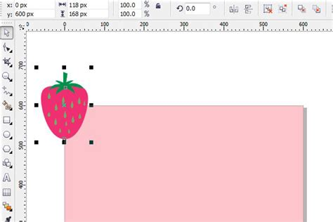 repeat pattern corel draw how to make strawberry pattern in coreldraw on vectorgraphit