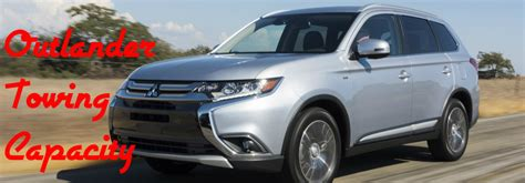 mitsubishi outlander engine capacity 2017 mitsubishi outlander features and specs