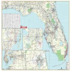 area codes map florida florida wall map with zip codes keith map service inc
