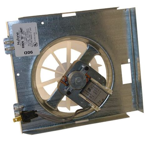 nutone motor replacement nutone exhaust fan replacement parts nutone c370bn motor