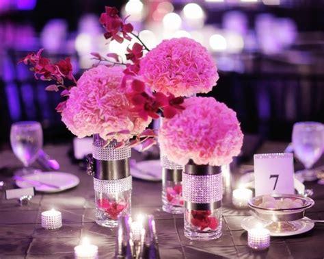 wedding reception table centrepieces ideas reception decor archives weddings romantique