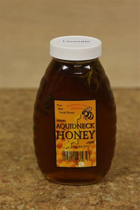 8 Lavender Infused Products by Lavender Infused Honey Aquidneck Honey