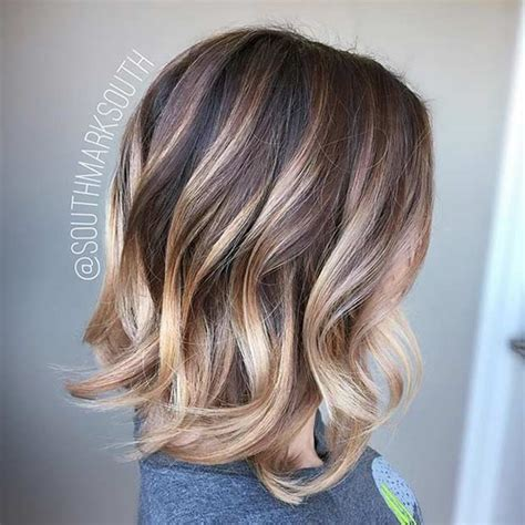 how to ombre shoulder length hair 31 best shoulder length bob hairstyles stayglam