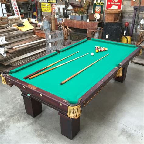 vintage brunswick pool table 1000 ideas about brunswick pool tables on