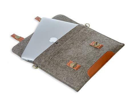 Tas Macbook Air gecko vilten tas voor macbook 13 inch kloegcom nl