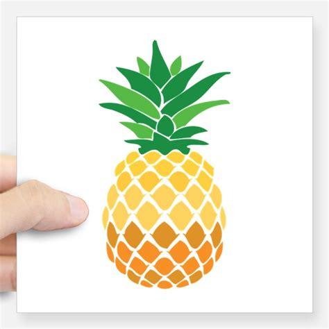 Pineapple Stickers pineapple stickers pineapple sticker designs label