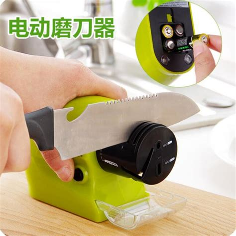 electric knife sharpener knife sharpening