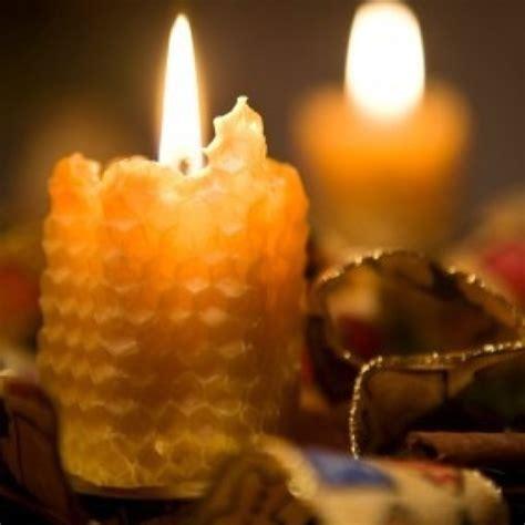 cera delle candele candele fatte a mano con cera d api fai da te creativo
