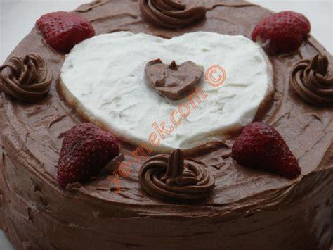 yemek krem santili tatlilar resimli 23 dondurmalı kağıt helva pastası tarifi nasıl yapılır