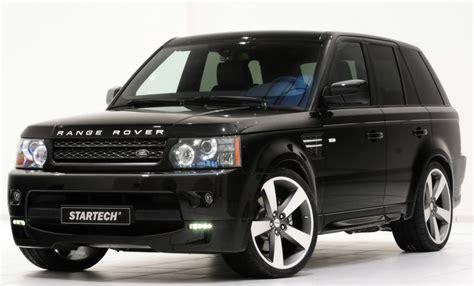 range rover truck black car dinal 2010 black range rover