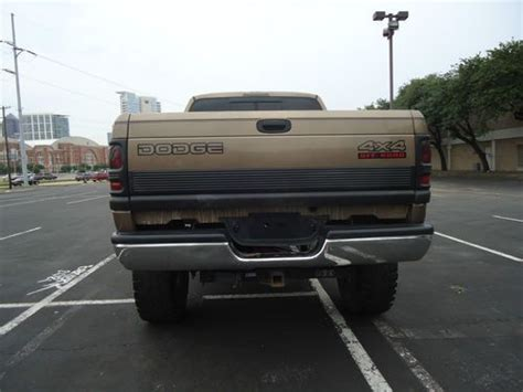 purchase used 2000 dodge ram 1500 lifted 4x4 off road leather look in fort worth texas purchase used 2000 dodge ram 1500 lifted 4x4 off road leather look in fort worth texas