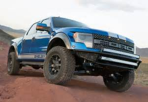 Ford F 150 Raptor Shelby 2016 Ford F 150 Raptor Shelby Baja 700 Specifications