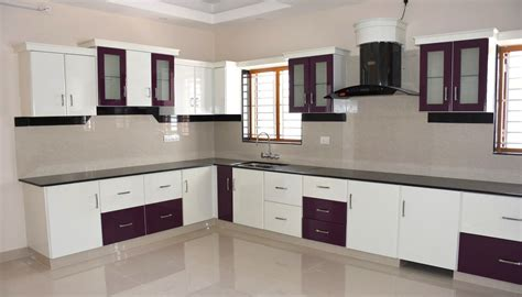 uplift the look of the kitchen area with stylish kitchen