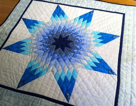 lone star quilt pattern queen size 126 best blue and white quilts images on pinterest white