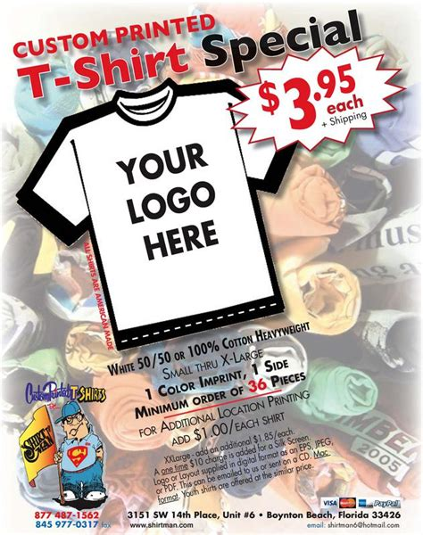 Wholesale Posters Merchandise For Your Business Poster | 3 95 wholesale custom printed tshirts design your own