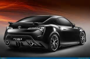 Toyota Ft86 Ausmotive 187 Toyota Ft 86 Ii Concept Aims For Melbourne