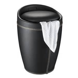 tabouret simili cuir noir 21774500 achat vente