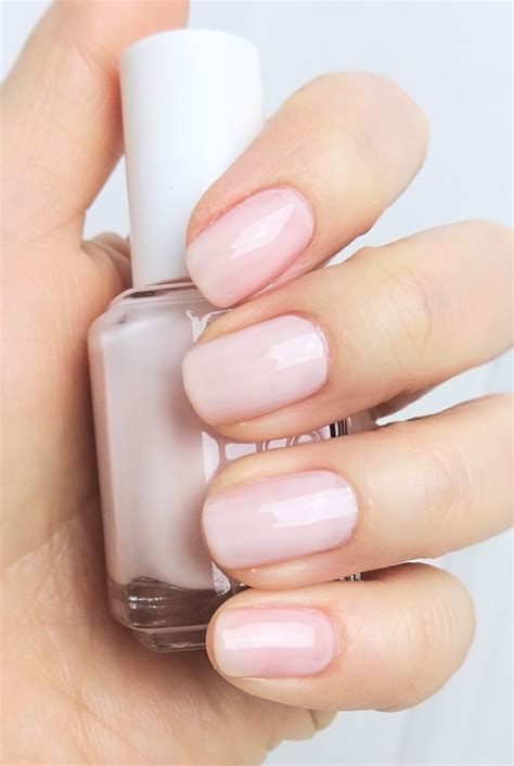 ballet slippers nail two makes it better essie ballet slippers mademoiselle