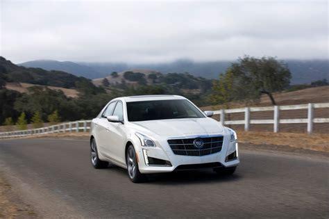 Cadillac Cts 2014 by 2014 Cadillac Cts Sedan Gm Authority