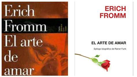 el arte de amar erich fromm el arte de amar audiolibro psicologia