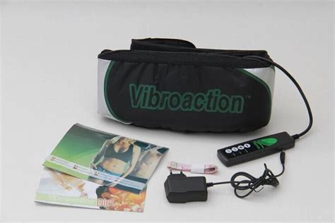 Alat Getar Penghancur Lemak sabuk getar pelangsing dan pembakar lemak di tubuh sliming belt vibroaction