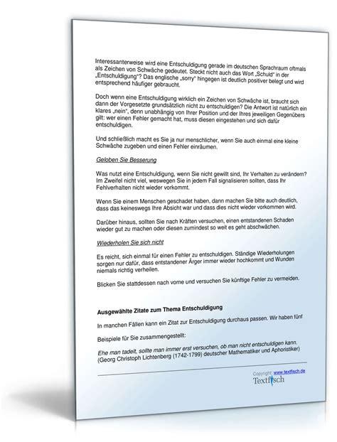 Musterbriefe Entschuldigungsschreiben entschuldigung nicht eingehaltener termin muster zum
