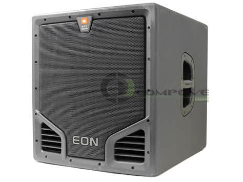 Speaker Jbl 18 Inch jbl eon 518s portable 18 inch 500w self powered subwoofer